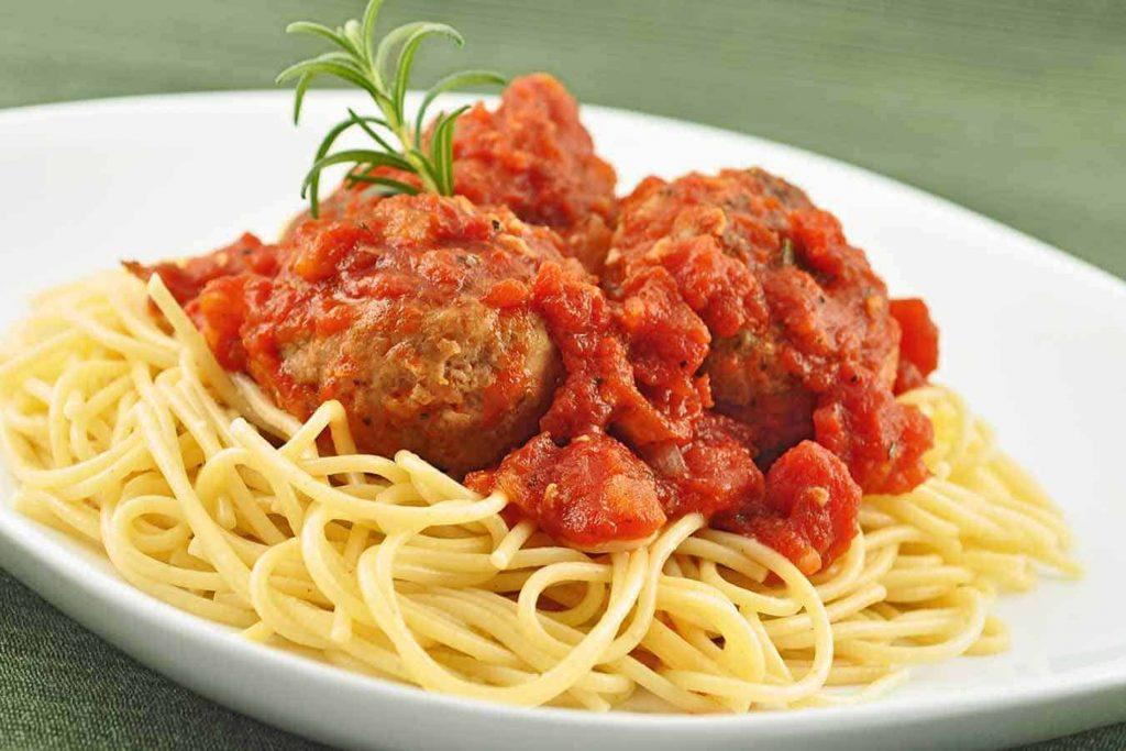 意大利面红酱