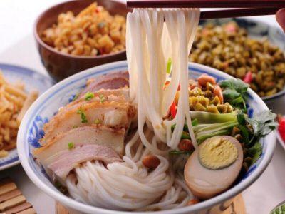 中国桂林米粉-拉面食堂